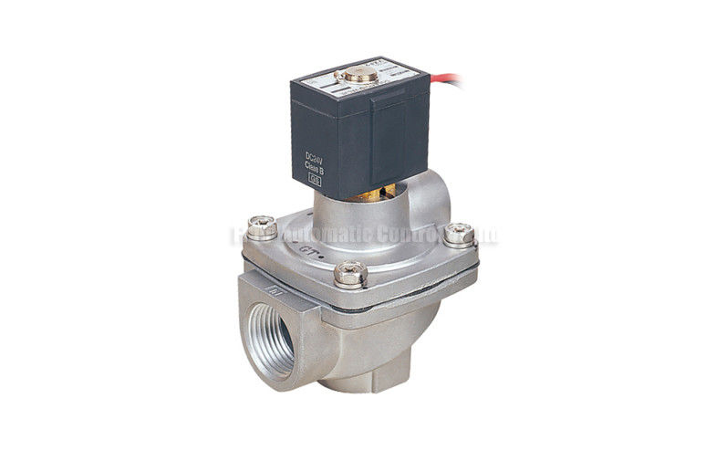 "Aluminum Two Position Three Way Pulse Jet Valve , G1/2"" Pilot Operated Valve"