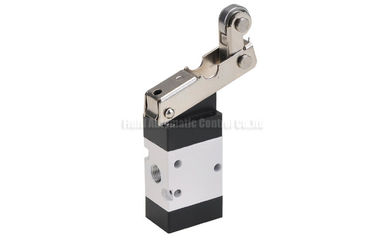 چین Aluminum Alloy Mechanical Control Valve,Roller Lever One Way Machine Control Valve کارخانه